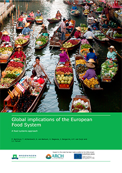 Global implications European Food Approach