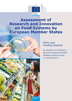 Assessment of Research and Innovation on Food Systems by European Member States