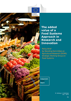 The added value of a Food Systems Approach in Research and Innovation