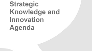 Strategic Research and Innovation Agenda published